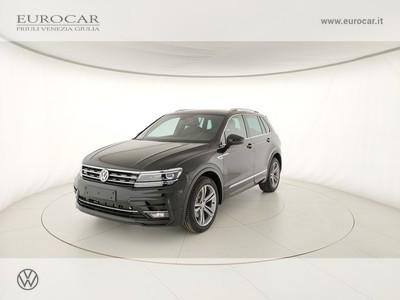 Volkswagen Tiguan 2.0 tdi Advanced R-Line Exterior Pack 4motion 190cv dsg