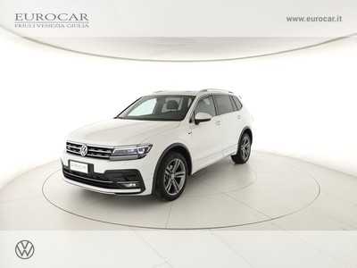 Volkswagen Tiguan 2.0 tdi Advanced R-Line Pack 4motion 150c