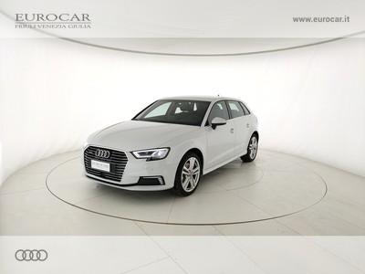 Audi A3 Sportback 40 1.4 tfsi e-tron s-tronic