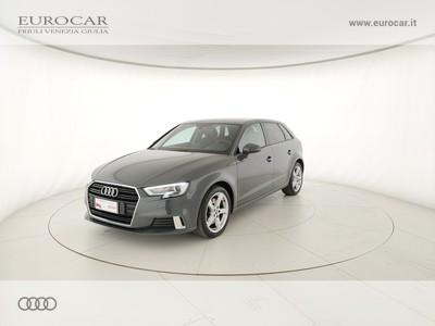 Audi A3 Sportback 2.0 tdi Sport 150cv s-tronic