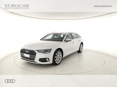 Audi A6 avant 40 2.0 tdi mhev business sport quattro s-tronic