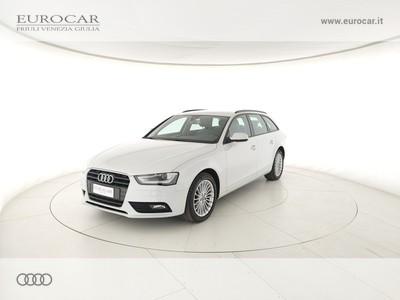 Audi A4 avant 2.0 tdi 150cv multitronic e6