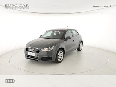 Audi A1 sportback 1.0 tfsi ultra 95cv s-tronic