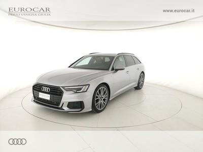 Audi A6 avant 40 2.0 tdi mhev sport s-tronic S-Line