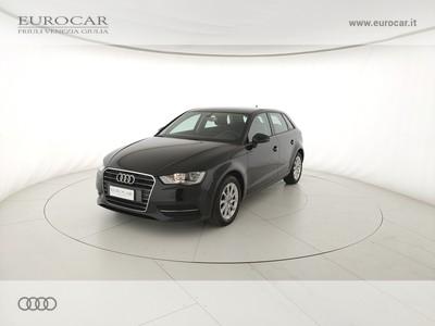 Audi A3 sportback 2.0 tdi ambiente 150cv e6