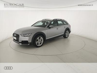 Audi A4 allroad allroad 2.0 tdi business evolution 190cv s-tronic