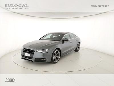 Audi A5 sportback 2.0 tdi s line edition quattro 190cv s-tronic