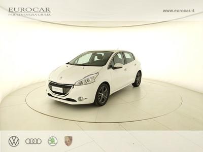 Peugeot 208 1.6 e-hdi 8v allure s&s 5p
