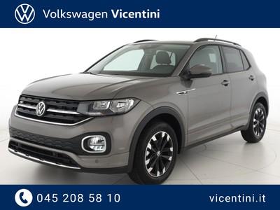 Volkswagen T-Cross 1.0 tsi sport 95cv