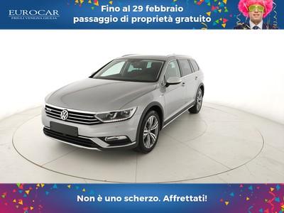 Volkswagen Passat all. 2.0 tdi 4motion 190cv dsg my18