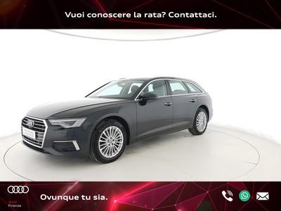 Audi A6 Avant 40 2.0 tdi mhev Business Design s-tronic