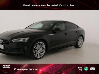 Audi A5 Sportback 40 2.0 tfsi mhev Business Sport 190cv s-tronic