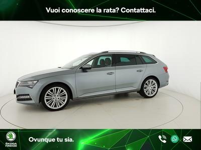 Skoda Superb Wagon 2.0 tdi Laurin&Klement 190cv dsg my18