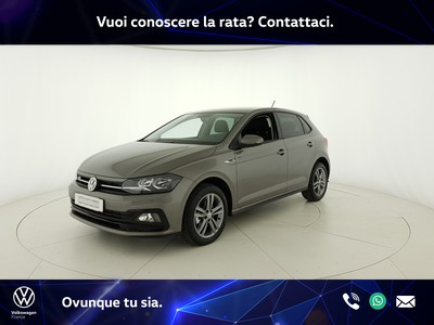 Volkswagen Polo 5p 1.6 tdi Comfortline 95cv dsg