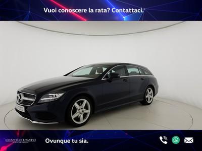Mercedes-Benz CLS SB 250 d (BT) Premium auto