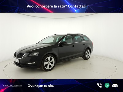 Skoda Octavia Wagon 1.6 tdi Executive 115cv dsg