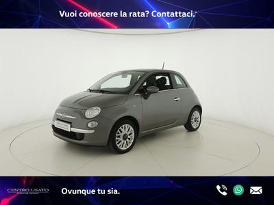 Fiat 500 1.2 Lounge 69cv my14