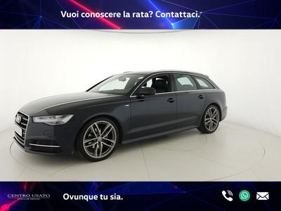 Audi A6 Avant 2.0 tdi Business plus quattro 190cv s-tronic my17