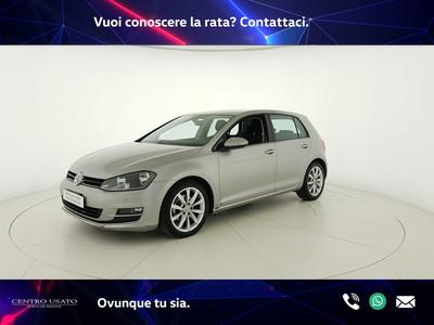 Volkswagen Golf 1.6 tdi (btdi) Highline 110cv 5p
