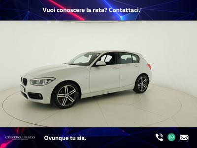 BMW Serie 1 116d eff.dynamics Sport 5p